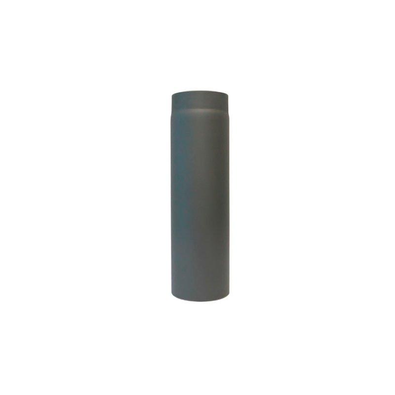 Längenelement 1000 mm Rauchrohr DN 130